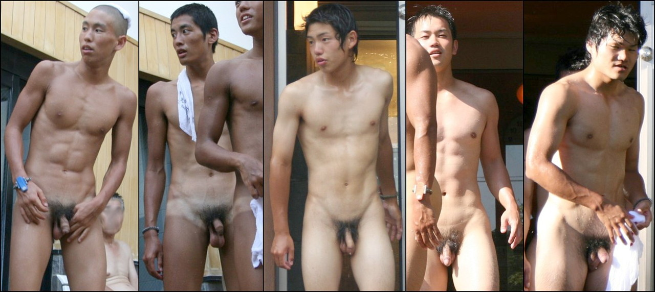Hot Naked Japanese Men - QueerClick