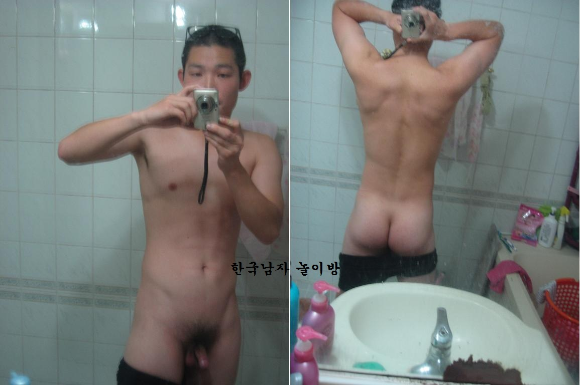 Nude Korean Males 68