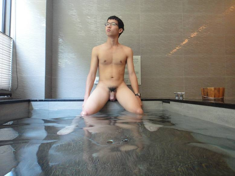 Art recommend best of public men bath nude japanese