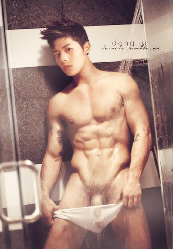 male kpop nude