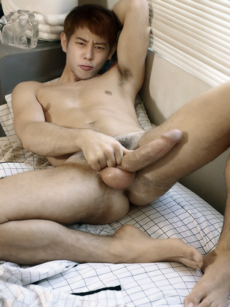 Quite Asian men sex