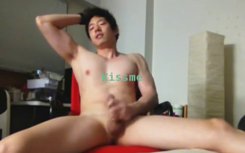 Hong kong jerkoff with big cum 8
