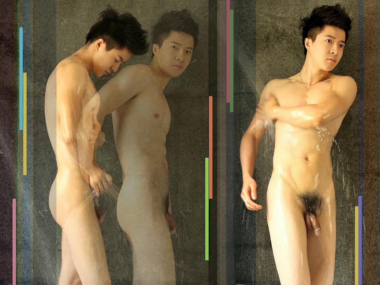 Teen boy gay nude
