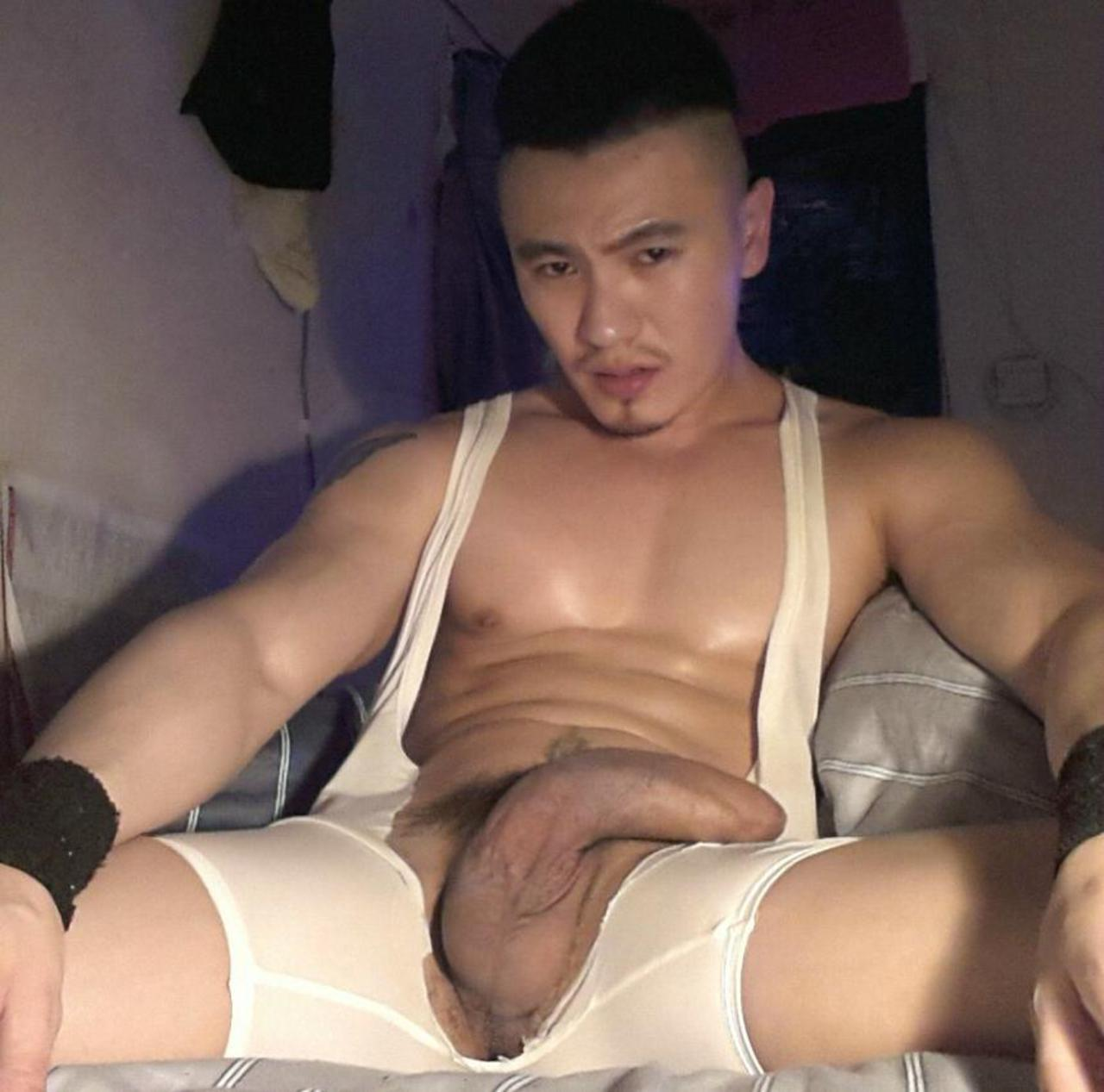 men with big Naked cocks asian