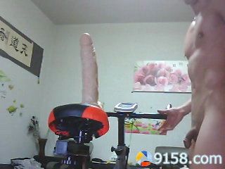 Macey recommend best of riding gay boy dildo