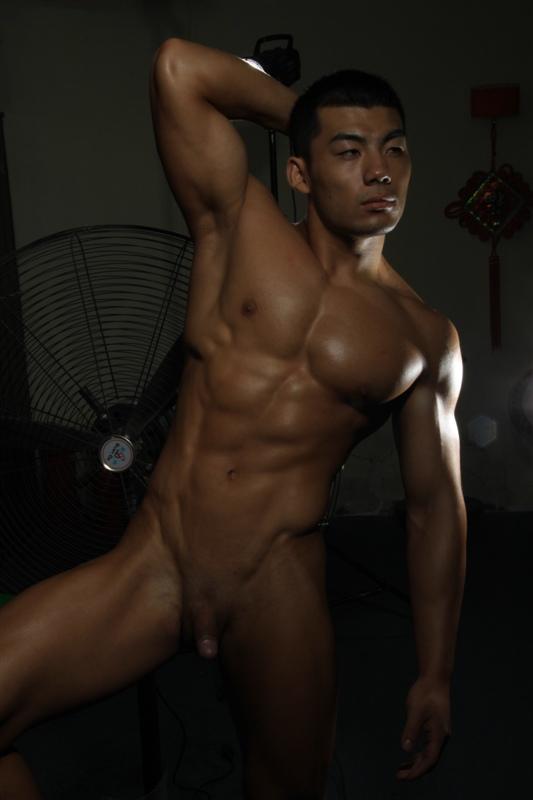 Asian american men nude — img 15