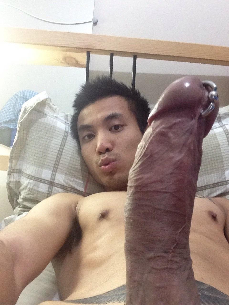 gay man takes hung dick