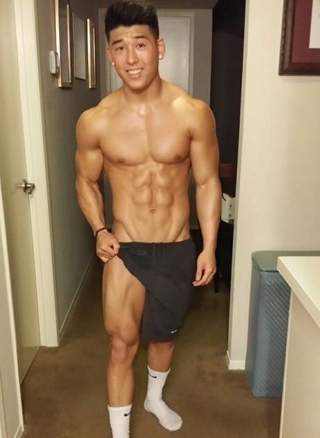 image Muscle jock fucks skinny 18 year old blonde