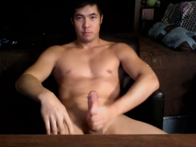 handsome cock with their naked asian hunk