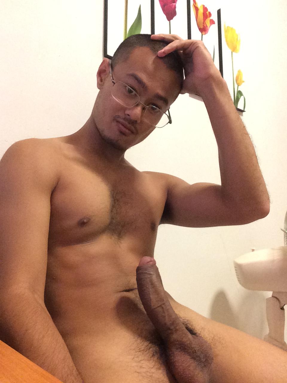 Asian dick nude