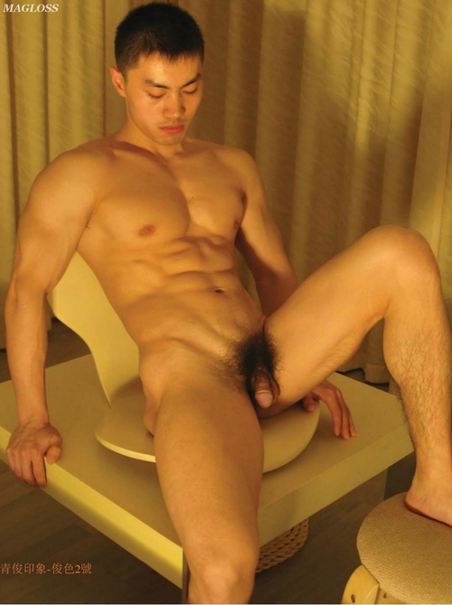The World of Hottest Asian Men: Hot Naked Chinese