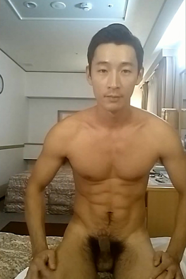 Men nude korean naked