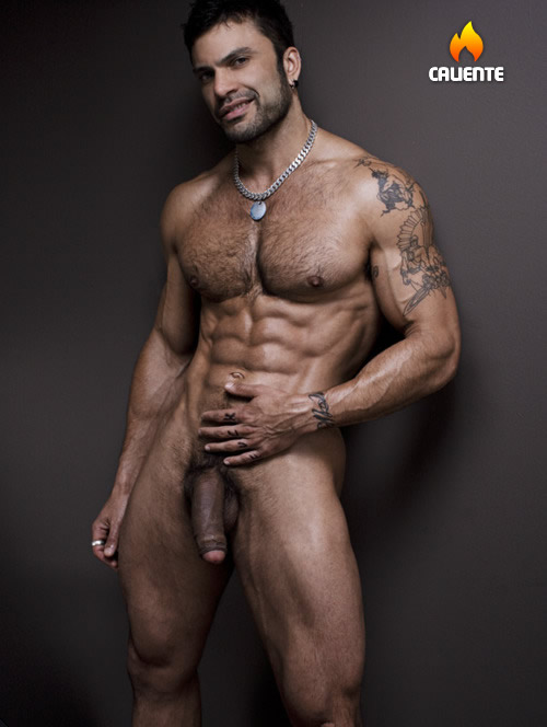 Mexican male porn star