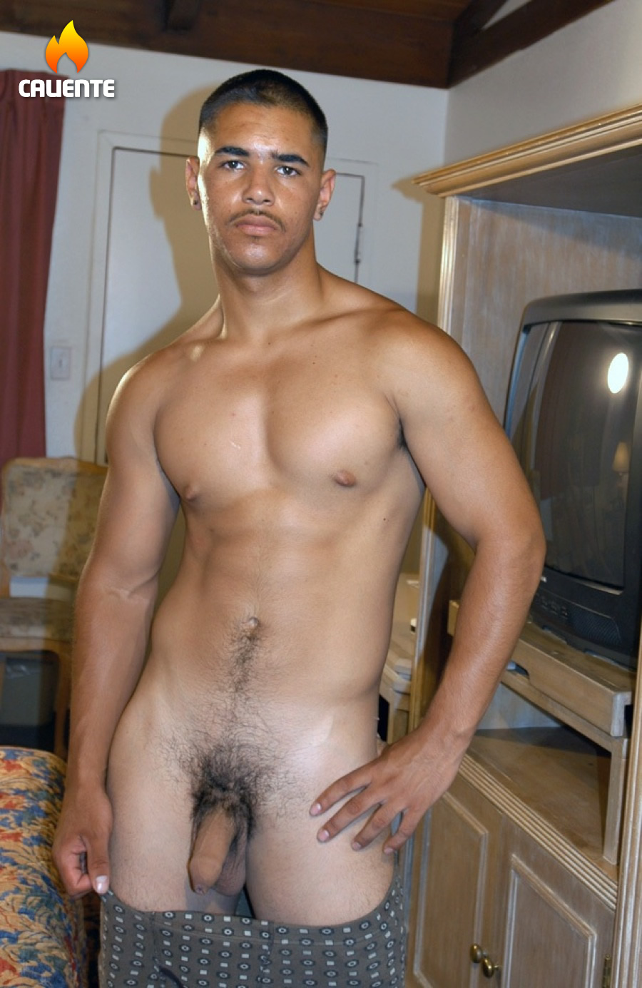 Mexican male naked