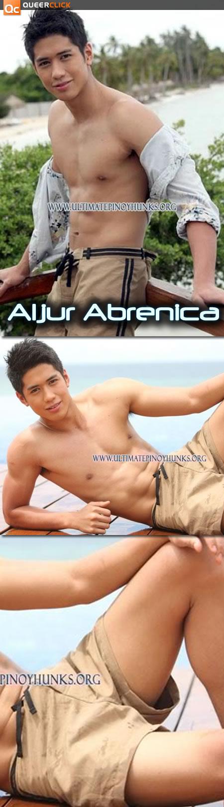菲律賓甜心Aljur Abrenica
