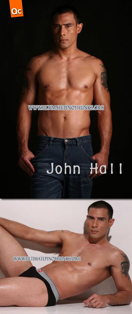 菲律賓猛男John Hall