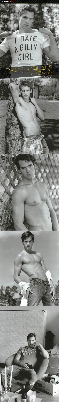 Ryan Vigilant para Bruce Weber