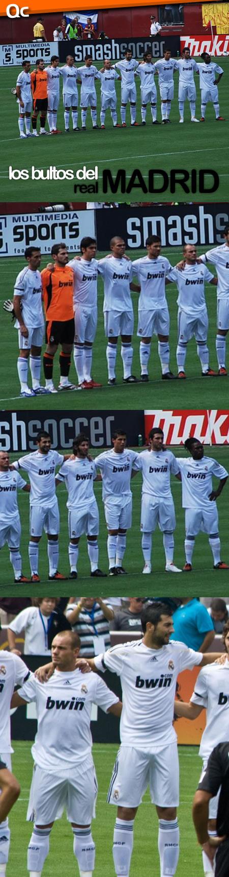 Los Bultos del Real Madrid