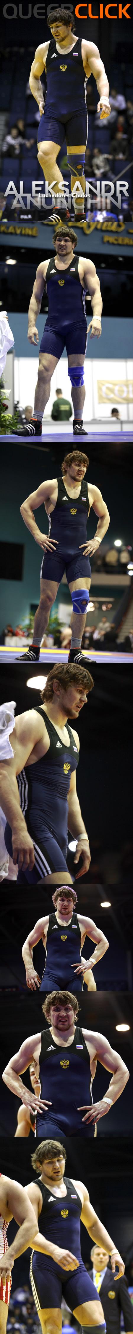 Luchadores Chulos: Aleksandr Anunchin