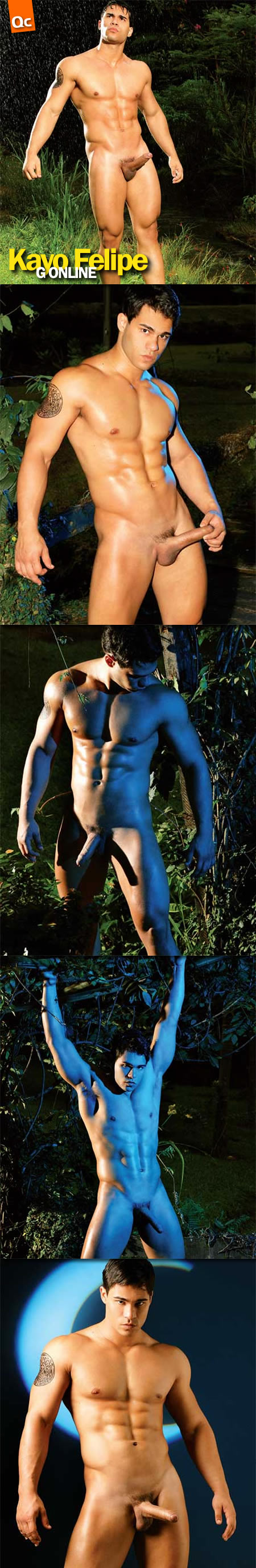 G Magazine: Kayo Felipe