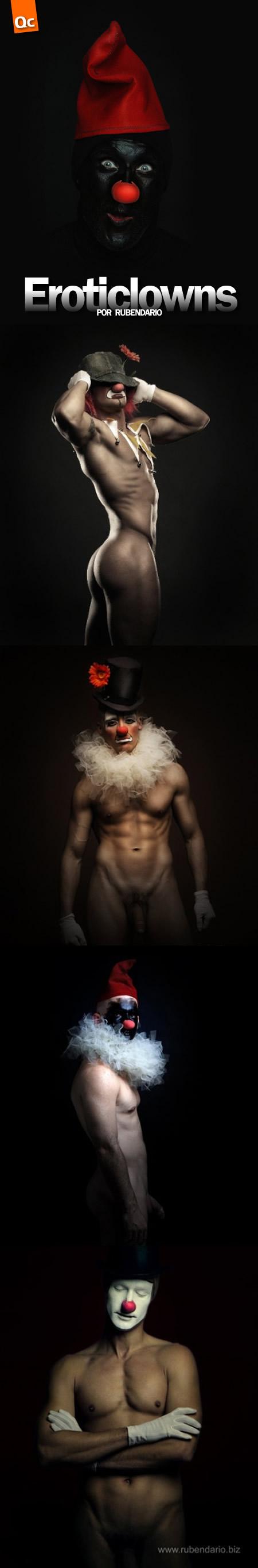 Rubendario: Eroticlowns