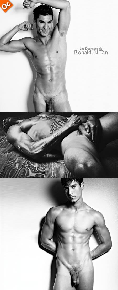 Los Desnudos de Ronald N Tan