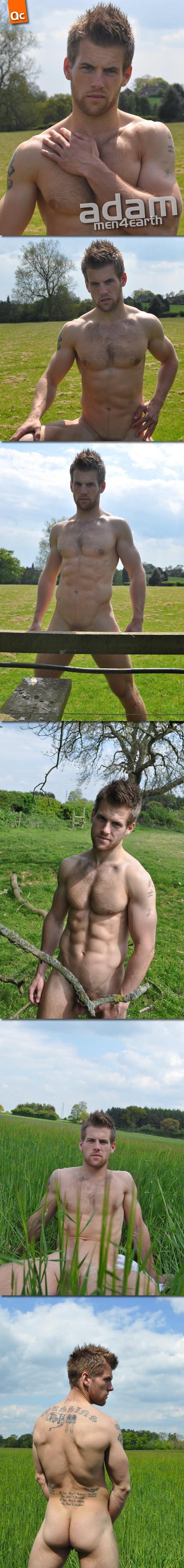 Men4earth: Adam Coussins