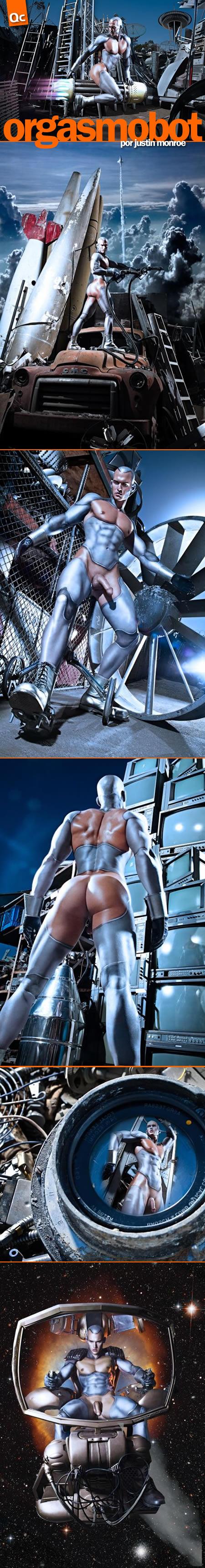Justin Monroe: Orgasmobot