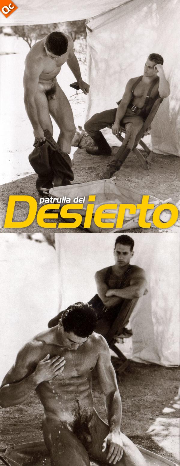 Patrulla del Desierto