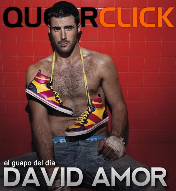 Guapo del Día: David Amor
