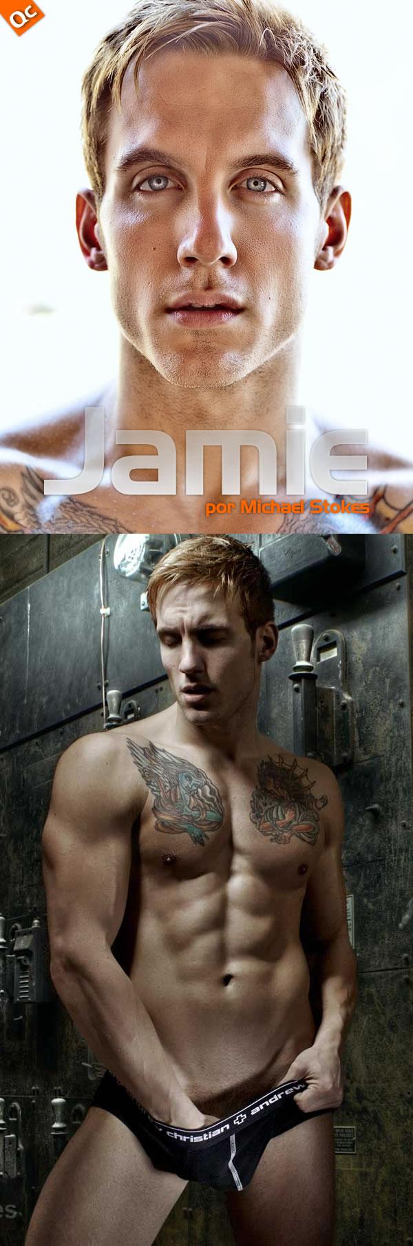 Michael Stokes: Jamie Dominic
