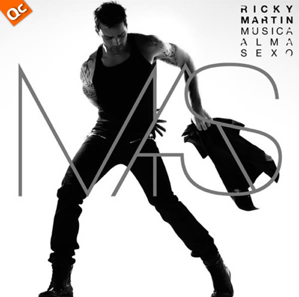 Mariano Vivanco: Ricky Martin