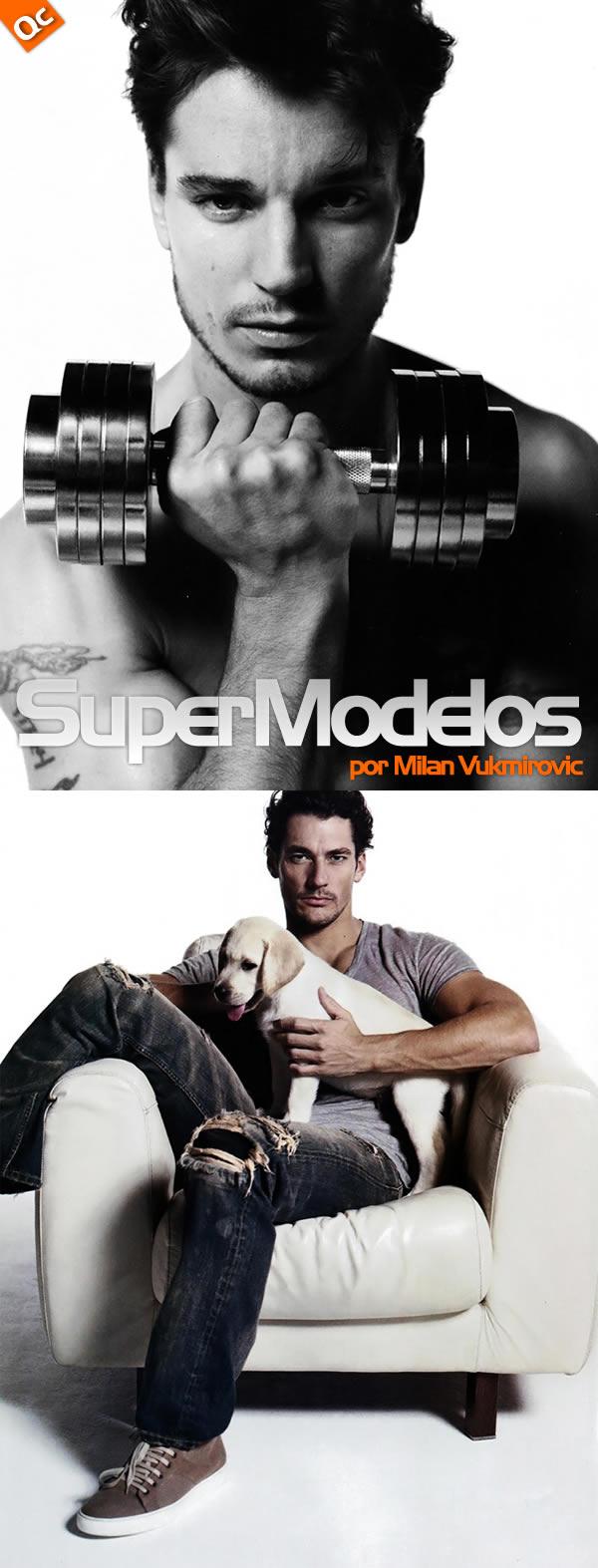 Super Modelos por Milan Vukmirovic
