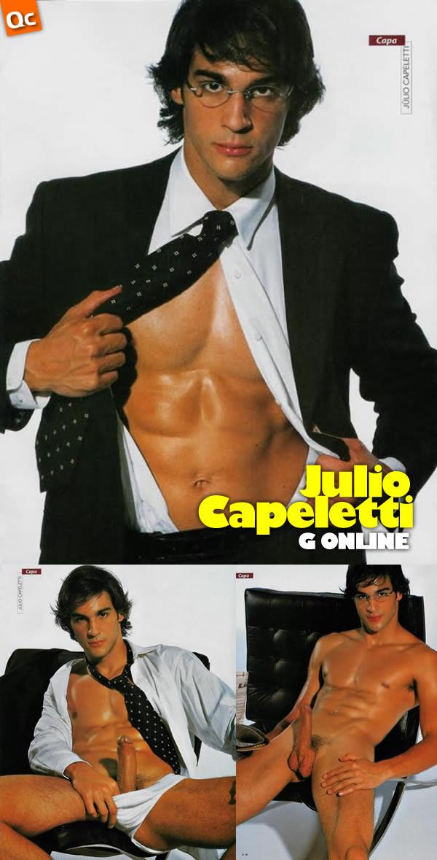 G Magazine: Julio Capeletti