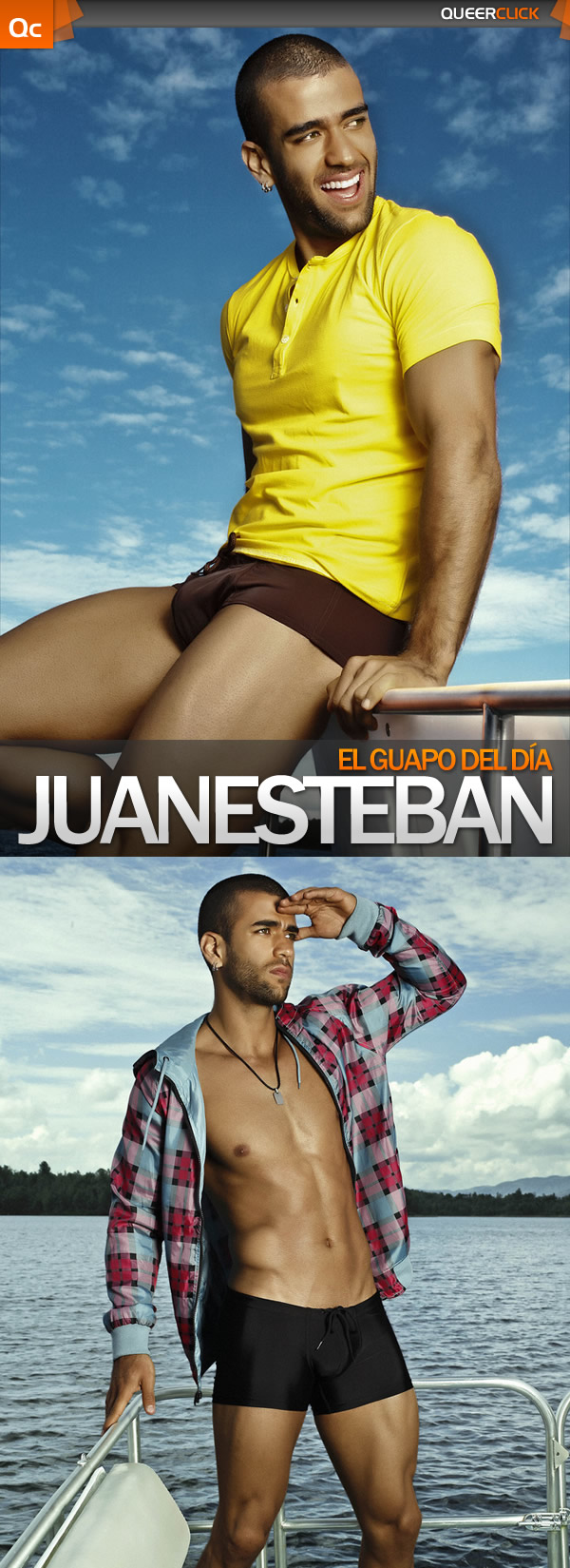 El Guapo Del Día: Juan Esteban