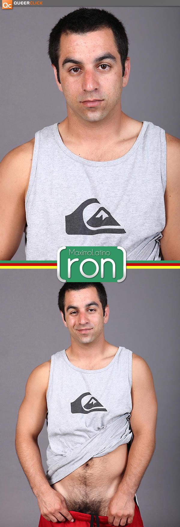 Maximo Latino: Ron