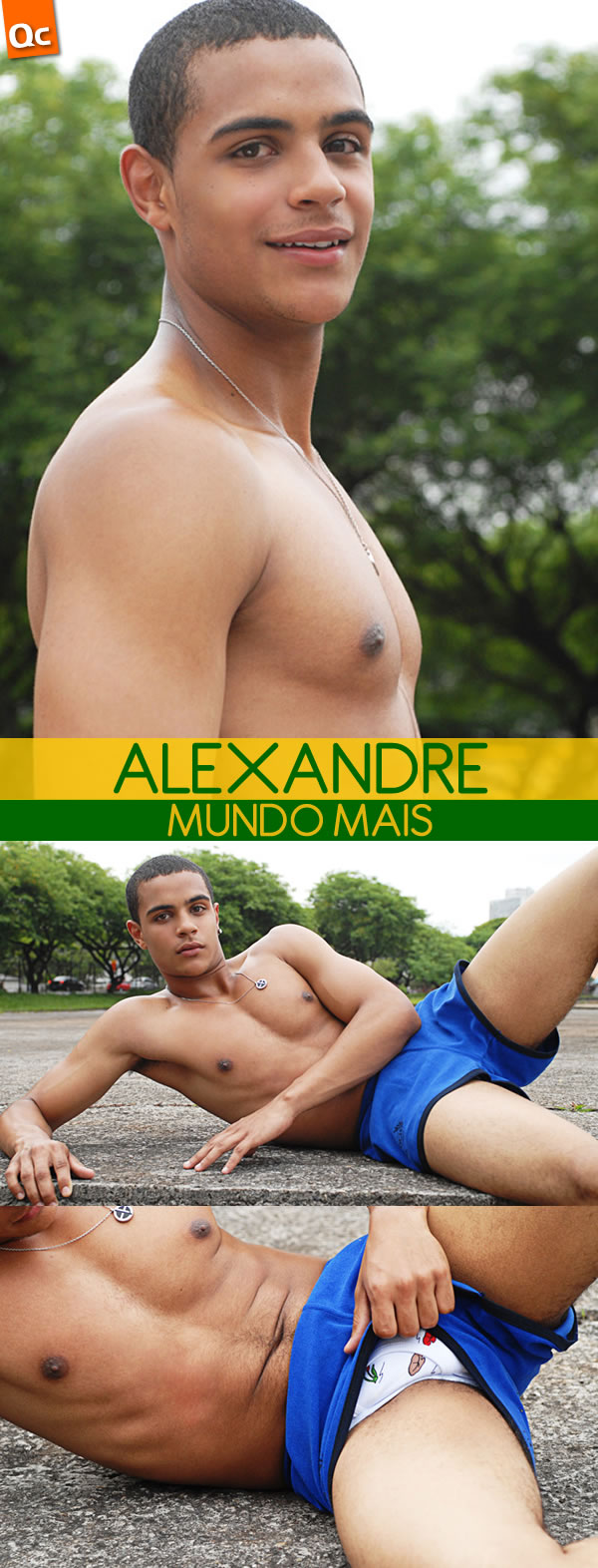 Mundo Mais: Alexandre