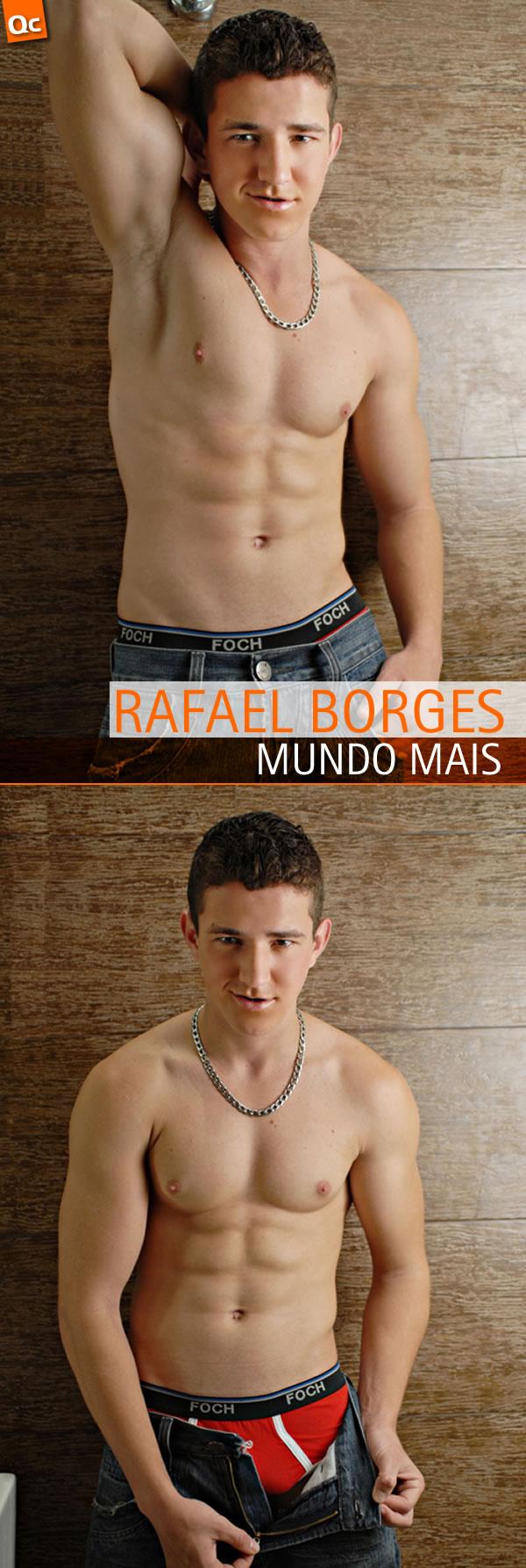 Mundo Mais: Rafael Borges
