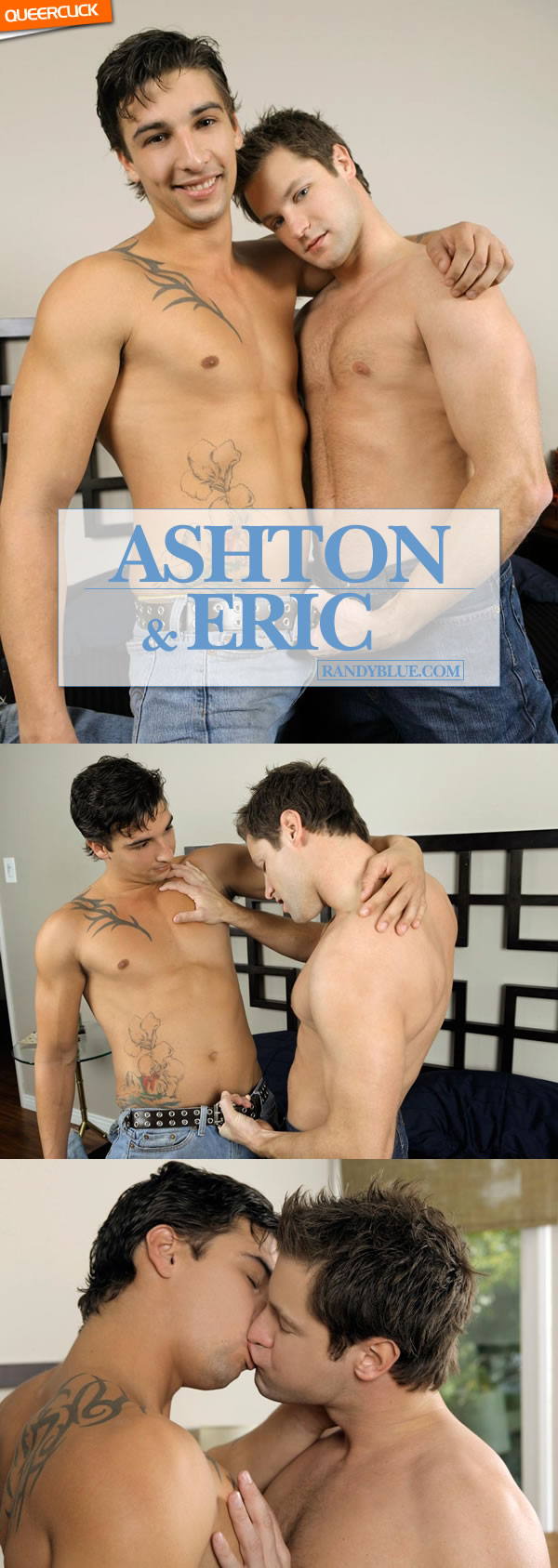 Randy Blue: Ashton y Eric