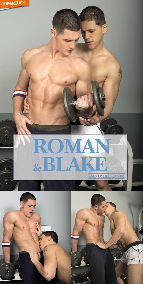 Randy Blue: Blake & Roman