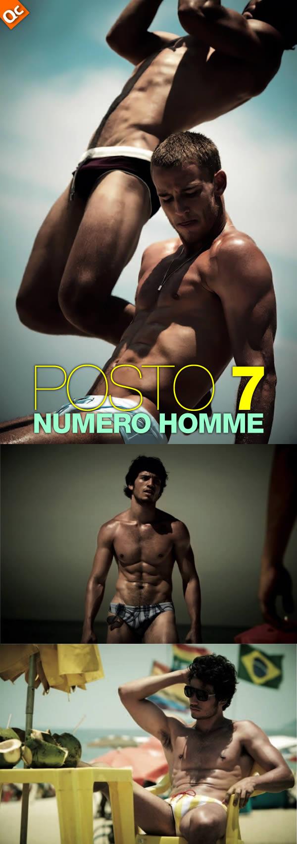 Numero Homme: Posto 7