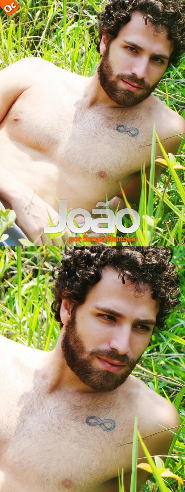Sergio Santoian: João Gabriel Vasconcellos