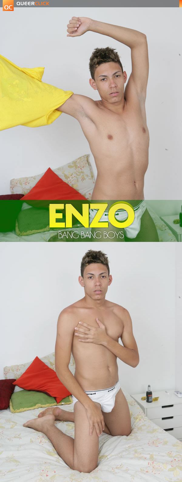 Bang Bang Boys: Enzo