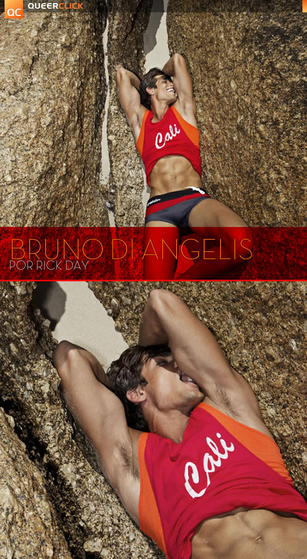 Rick Day: Bruno Di Angelis