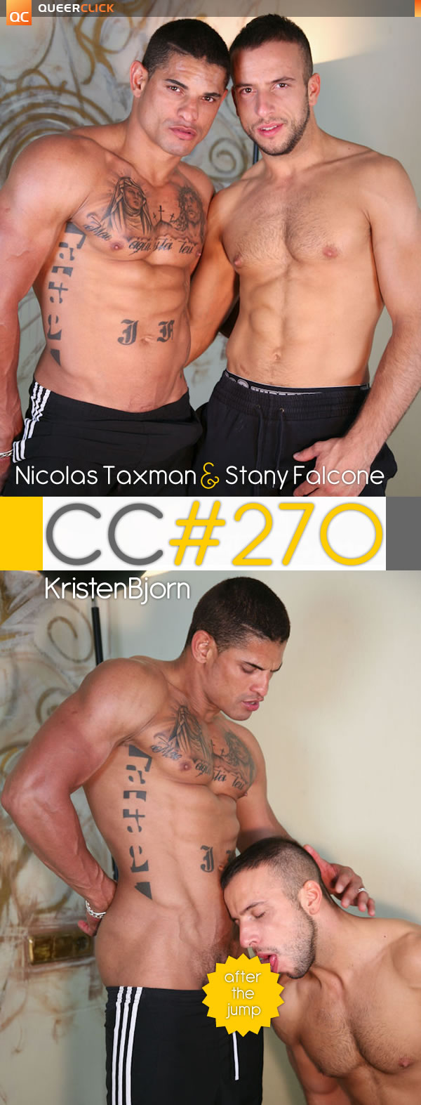 Kristen Bjorn: Nicolas Taxman & Stany Falcone
