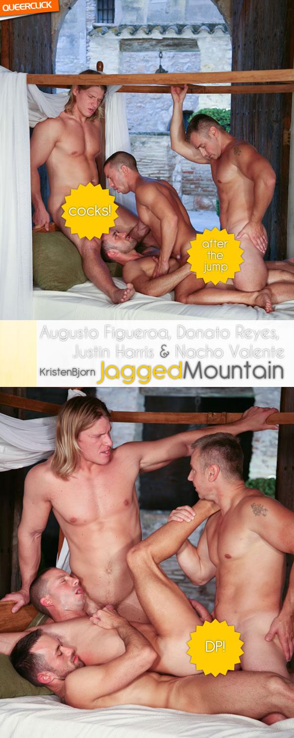 Kristen Bjorn: Jagged Mountain 2 - Augusto Figueroa, Donato Reyes, Justin Harris & Nacho Valente