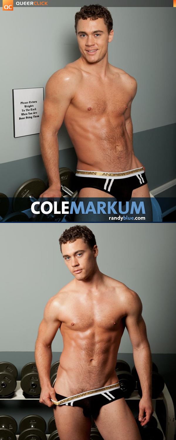 Randy Blue: Cole Markum
