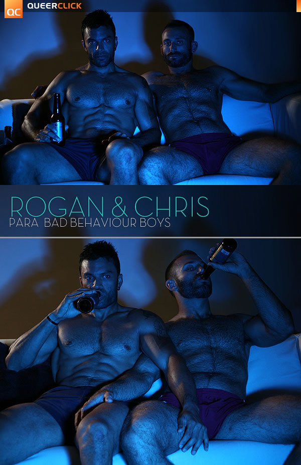 Bad Behaviour Boys: Rogan & Chris