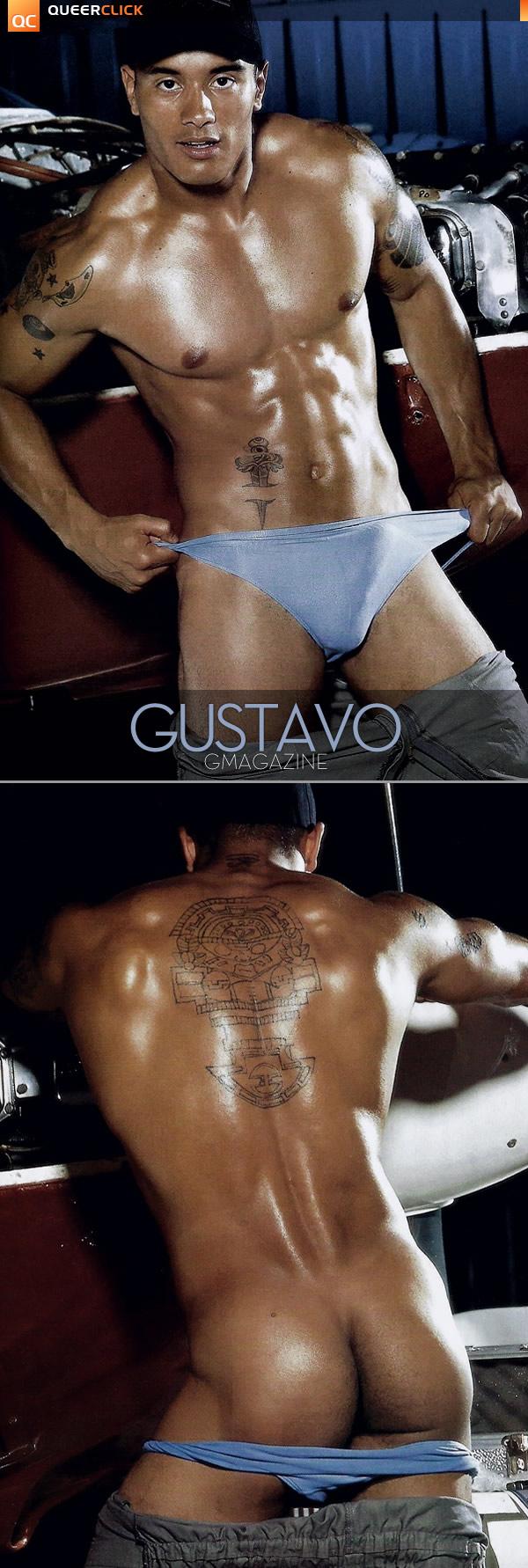 G Magazine: Gustavo