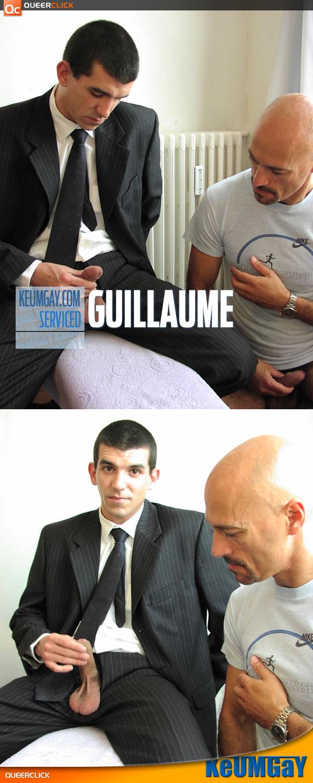 KeumGay: Guillaume Gets Sucked